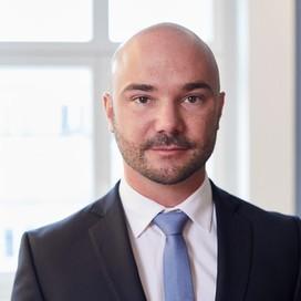 Profilbild von Anwalt Yves Pellet