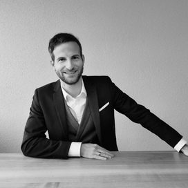 Profilbild von Anwalt Roman Pfäffli