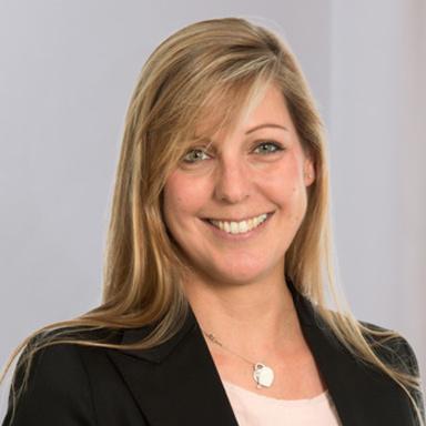 Profilbild von Audrey Pion, Anwältin in