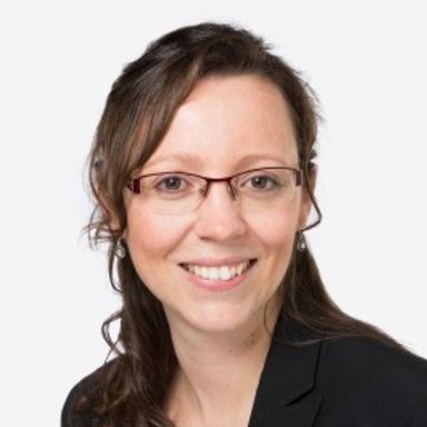 Profilbild von Anwältin Nadine Ryser Büschi