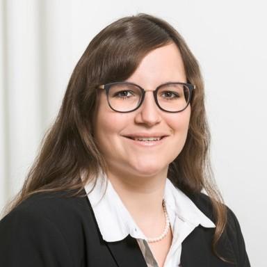 Profilbild von Anwältin Corina Omlin-Schmid