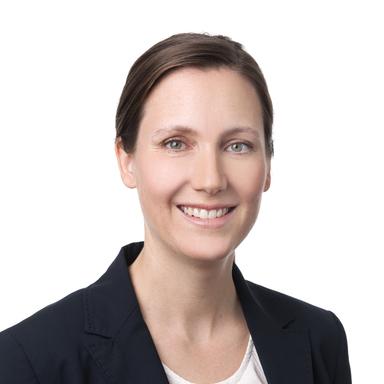 Profilbild von Dr. Sibylle Schnyder, LL.M., Anwältin in Zürich