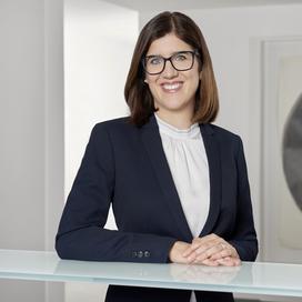 Profilbild von Anwältin Lea Stacher