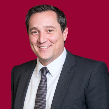 Profilbild von Anwalt Christoph Thomet