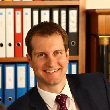 Profilbild von Anwalt Bernhard Vogel