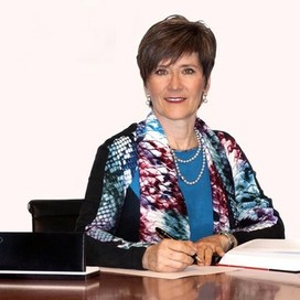 Profilbild von Anwältin Margrit Weber-Scherrer