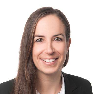 Profilbild von Anwältin Flavia Widmer