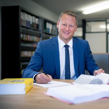 Profilbild von Anwalt Marc Wyssen