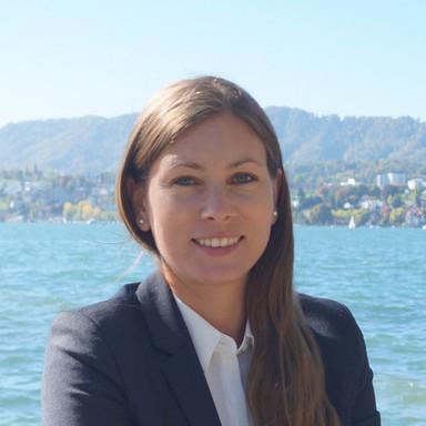 Profilbild von Xenia Schmid, Anwältin in Zürich