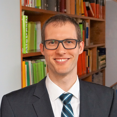 Profilbild von Anwalt Nicolas Mohr