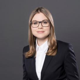 Profilbild von Anwältin Franziska Zimmermann