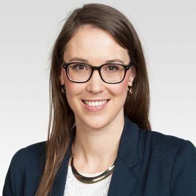 Profilbild von Anwältin Evelina Elsener