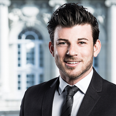 Profilbild von Anwalt Matthias Lüdi