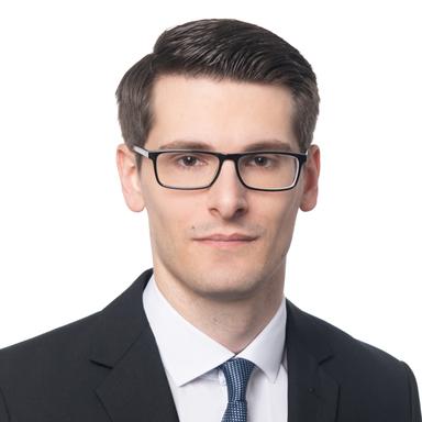 Profilbild von Anwalt Cedric Müller