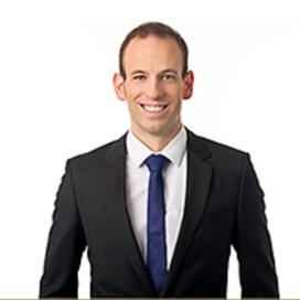 Profilbild von Anwalt Pascal Zysset