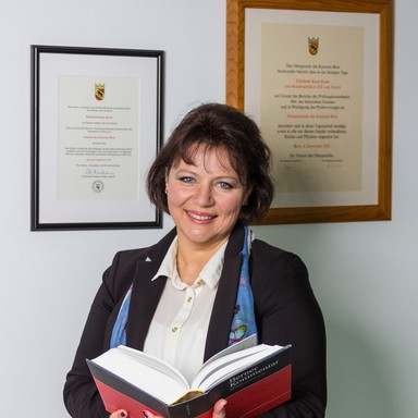 Profilbild von Anwältin Elisabeth Kunz-Ryser