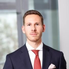 Profilbild von Anwalt Basil Kupferschmied