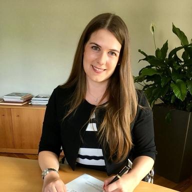 Profilbild von Anwältin Cynthia Bruschi