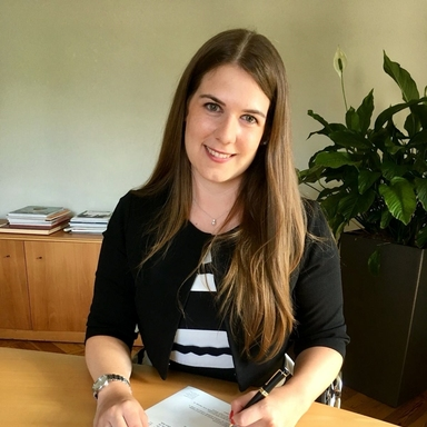 Profilbild von Cynthia Bruschi, Anwältin in Lugano