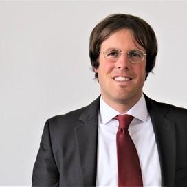 Profilbild von Anwalt Benjamin Nüesch