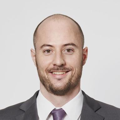 Profilbild von Anwalt Pascal Domenig