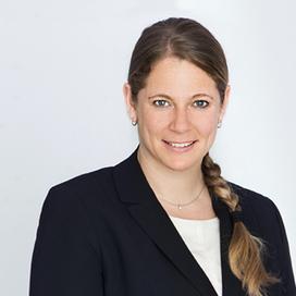 Profilbild von Anwältin Géraldine Bruder-Wismann