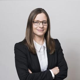 Profilbild von Anwältin Nadja Burkhardt