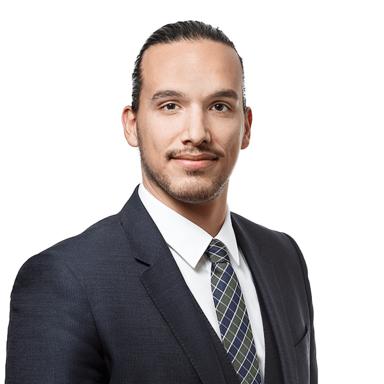 Profilbild von Anwalt Marco Kaeslin