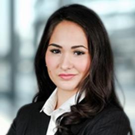 Profilbild von Anwältin Cathrin Marxer