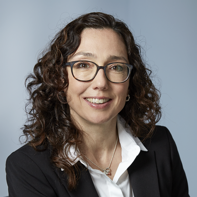 Profilbild von Susanne von Aesch, Anwältin in Zürich