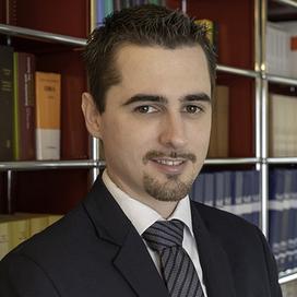 Profilbild von Anwalt Lukas Knechtle