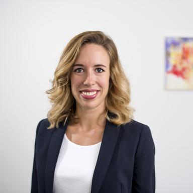 Profilbild von Anwältin Aline Nussbaumer