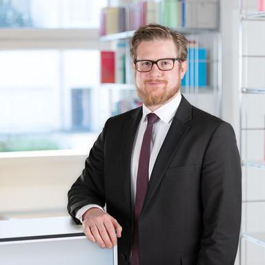Profilbild von Anwalt Pascal Adrien Manhart