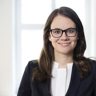 Profilbild von Anwältin Annika Burrichter