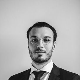 Profilbild von Anwalt Simon Lukas Huwiler
