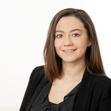 Profilbild von Anwältin Ivana Zeba