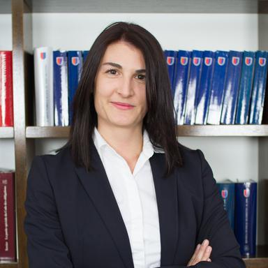 Profilbild von Anwältin Giuditta Rapelli-Aiolfi