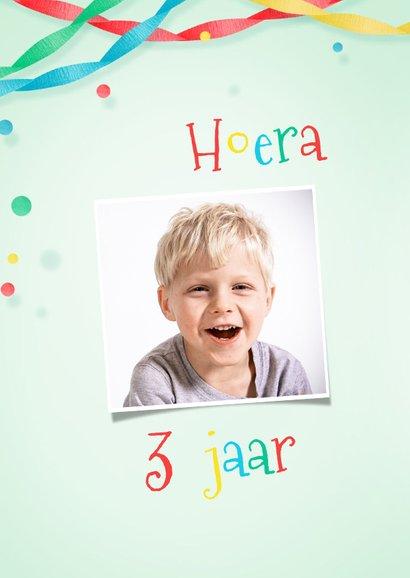 Kinderfeestje jongen uitnodiging hip ezel piñata 2