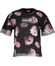 T-Shirt mit Floralprint
