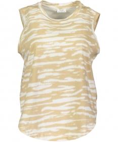 T-shirt, sleeveless, AOP