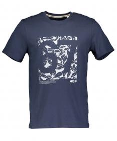 T-shirt, short sleeve, placed print