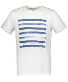 T-shirt, short sleeve, crew neck, a