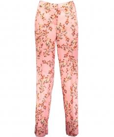Hose mit Kirschblüten-Print
