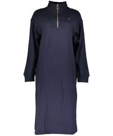 Kleid in Midi-Länge