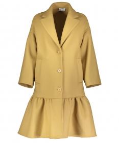 Mantel mit Schößchen