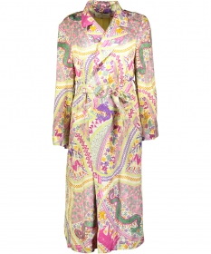 Staubmantel im Kimono-Stil