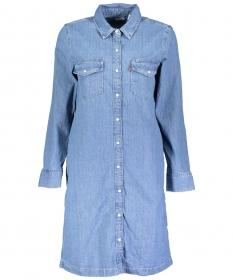 Hemdkleid aus Denim