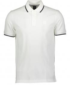 Poloshirt mit Piqué-Struktur