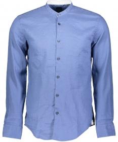 Hemd aus Leinenmix