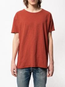 T-Shirt Roger Slub Poppy Red